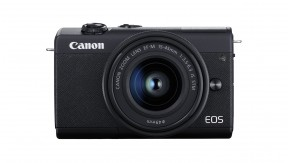 정품 EOS M200 (Black) 15-45 KIT
