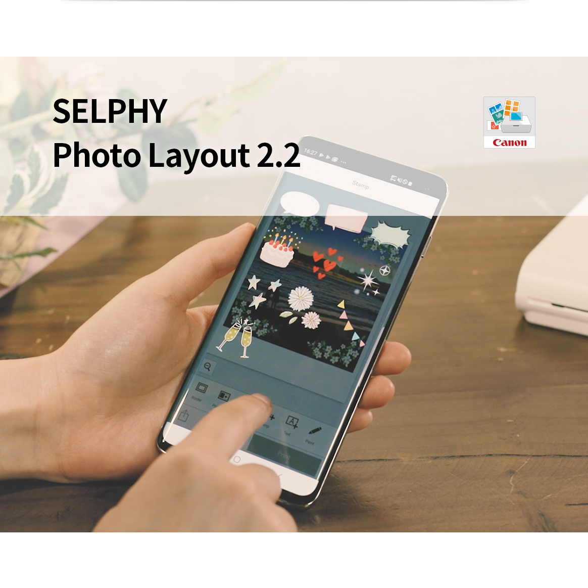 SELPHY Photo Layout 2.2